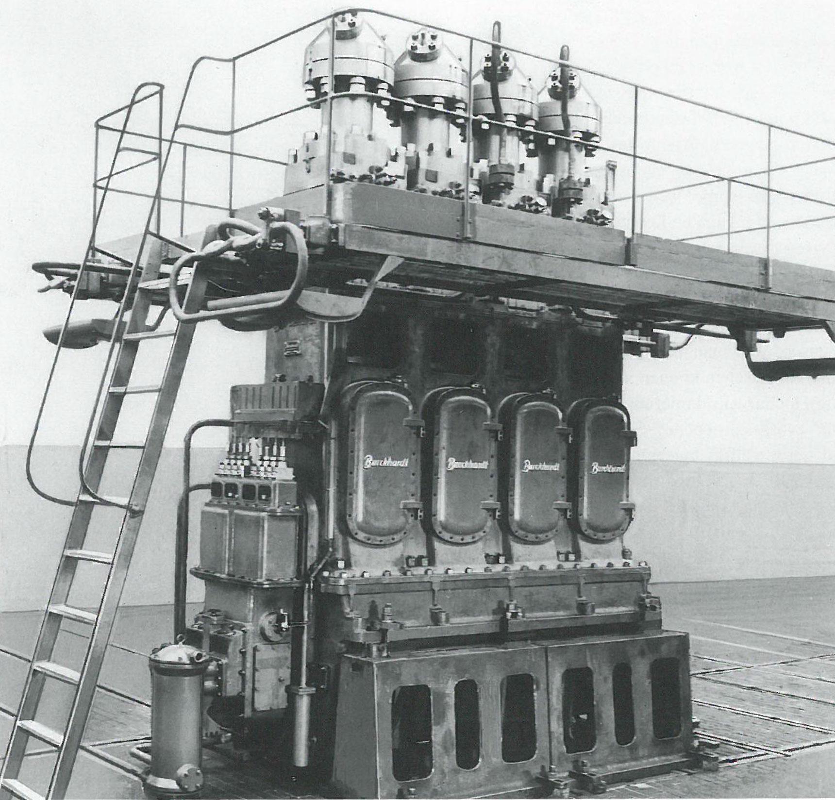 1951 - huge order intake