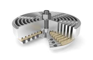 Burckhardt Plate Valve™ (non-metallic plate)