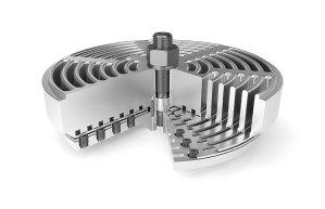 Burckhardt Plate Valve™ (metallic plate)
