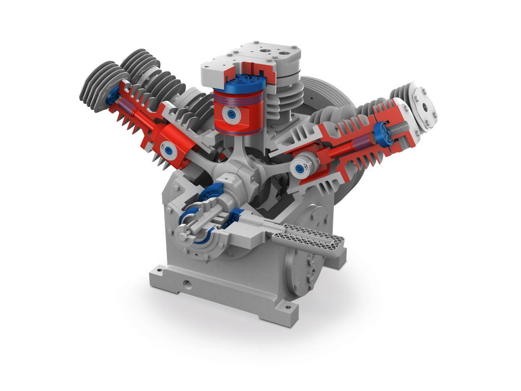SHP Kompressor
