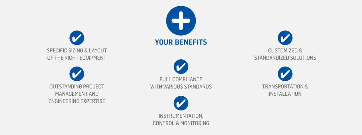 Your Benefits - Our Refining Expertise