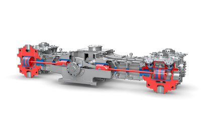 Process Gas Compressors - Burckhardt Compression