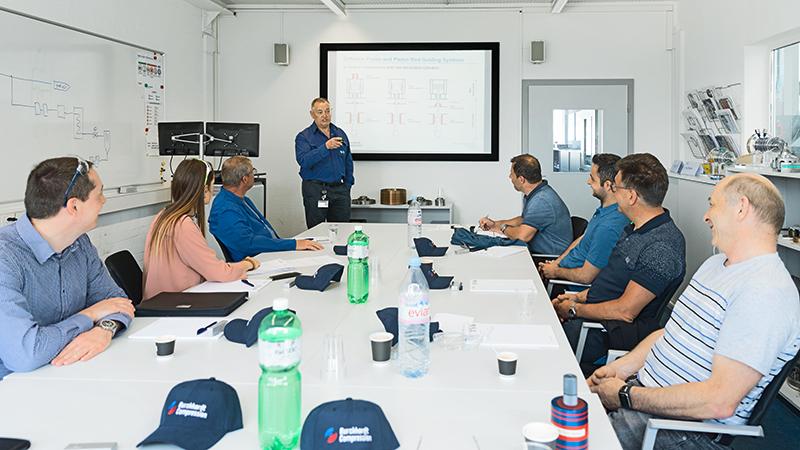 Open Training Session - Burckhardt Compression