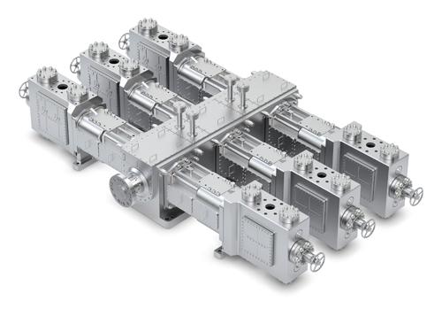 Schnelllaufender Kompressor